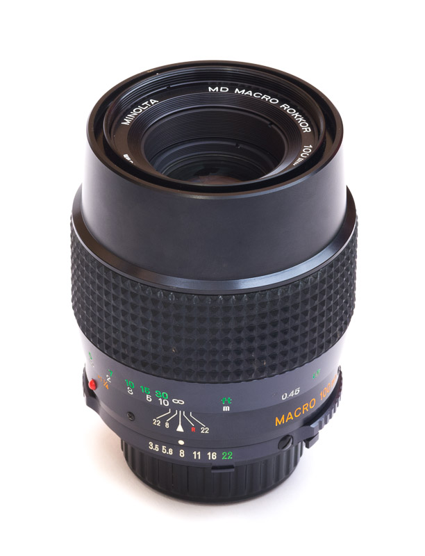 The rated List of Minolta MD/MC Lenses on the Sony a7