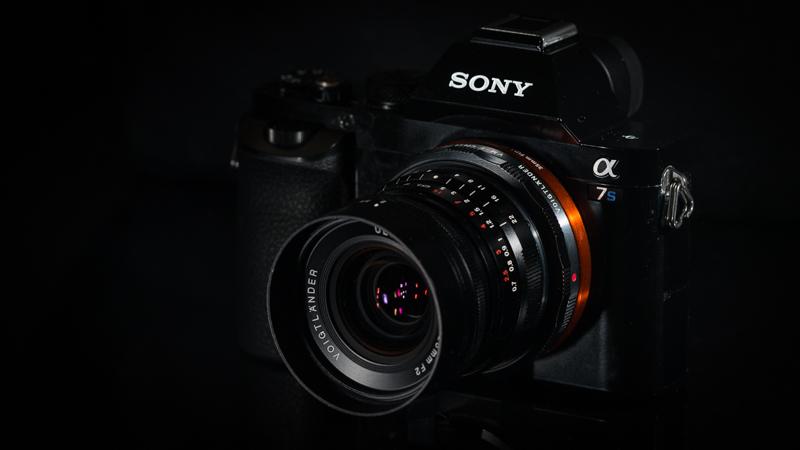 Sony A7s mit Voigtländer Ultron 28mm 2.0