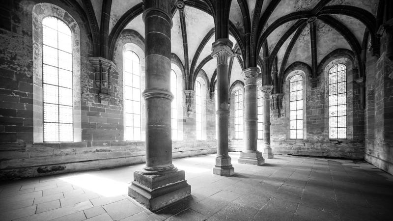 maulbronn monastery unesco world heritage 12mm 5.6 voigtländer a7s