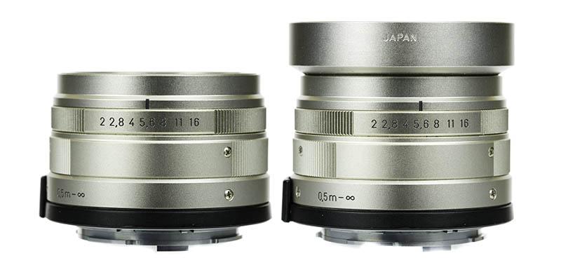 Zeiss Planar 2/34 Lens Hood