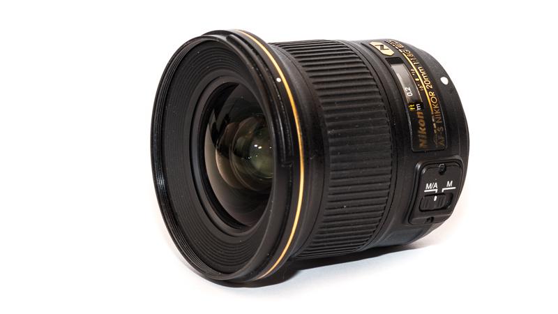 Nikon AF-S 20mm 1.8G