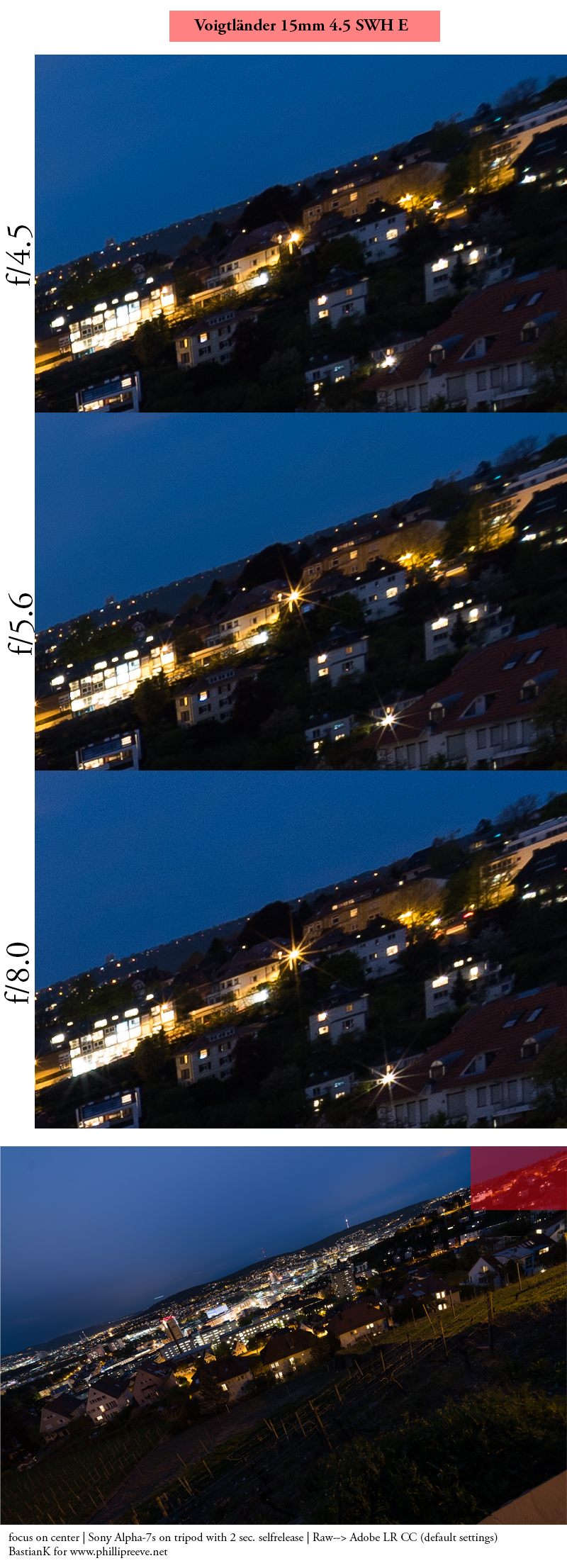 voigtlander 15mm 4.5 E sony emount a7 a7r a7s coma stars nightphotography