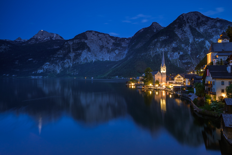 batis 18mm 2.8 sony e zeiss a7 distortion hallstatt austria lake reflection sunstar sunstars