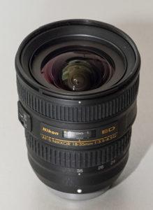 nikon af-s 18-35mm 3.5-4.5