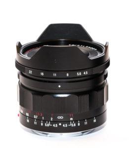 voigtlander 15mm 4.5