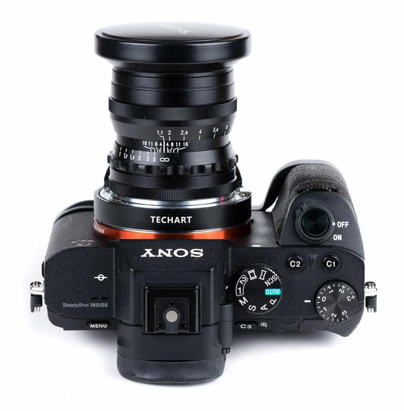 Review: Techart Pro Leica M Sony E Autofocus Adapter