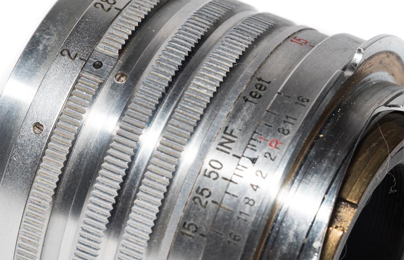 nikon h nikkor rangefinder nikkor-h 50mm 2.0 rf sony a7 a7rii