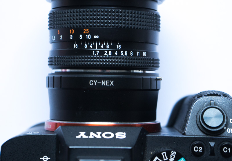 Tuning adapters for infinity focus and reflections - How To