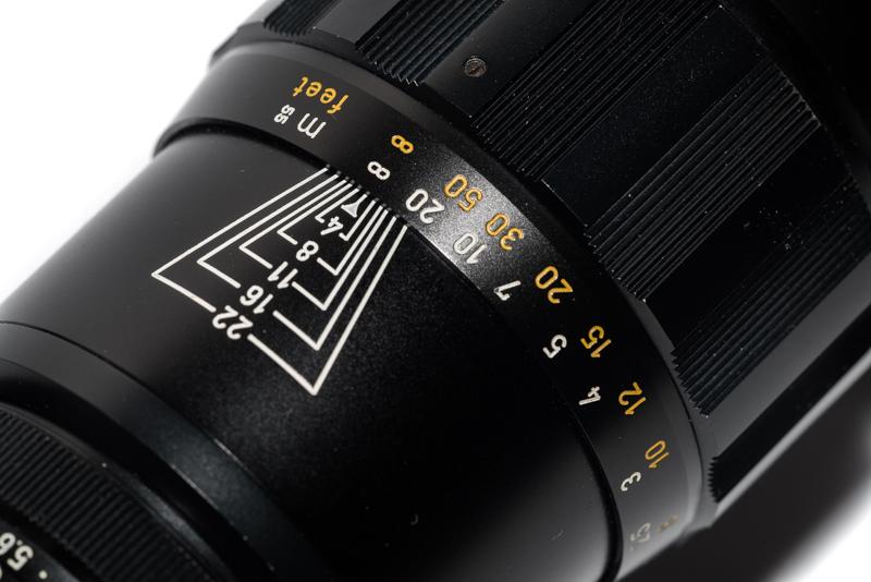 leica 135mm 4.0 f/4.0 tele-elmar teleelmar elmar-m sony a7 a7rii a7r2 review