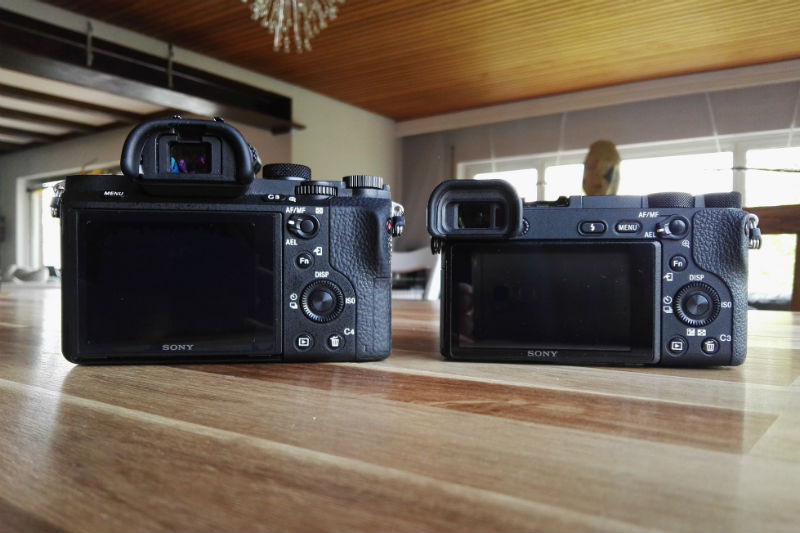 Sony A6500 vs  A7II comparison - Which one is the smarter choice?