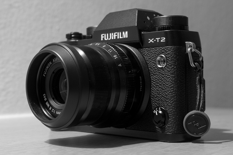 The Fuji Experiment - A Sony A7ii user tries the X-T2