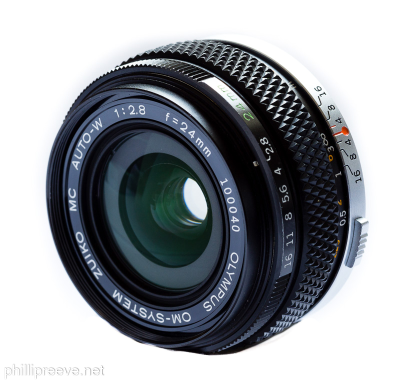 Review: Olympus OM Zuiko 1:2 8 24mm on Sony a7 - phillipreeve net