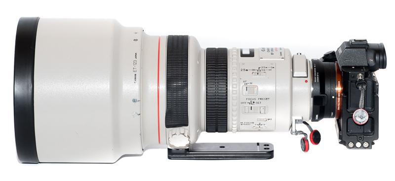 canon ef 200mm 1.8 l usm review sigma mc 11 mc-11 sony a7r2 a7rii a7rm2 mark2 markII