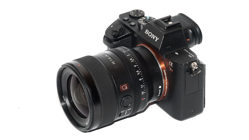 sony gm 24mm 1.4 fe wide angle review sharpness bokeh astro coma astrophotography sony a7rii a7riii 42mp