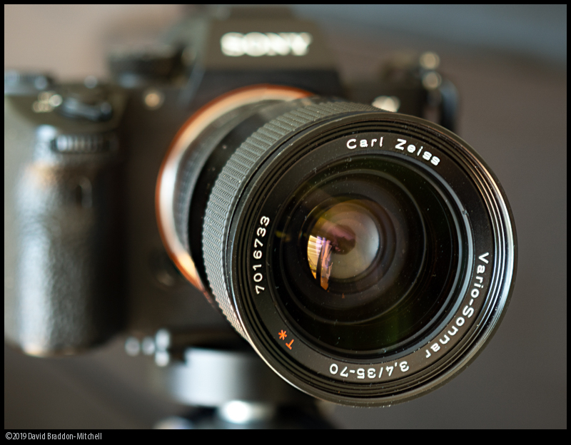 Carl Zeiss Vario-Sonnar T* (C/Y) 35-70mm f3 4: A review