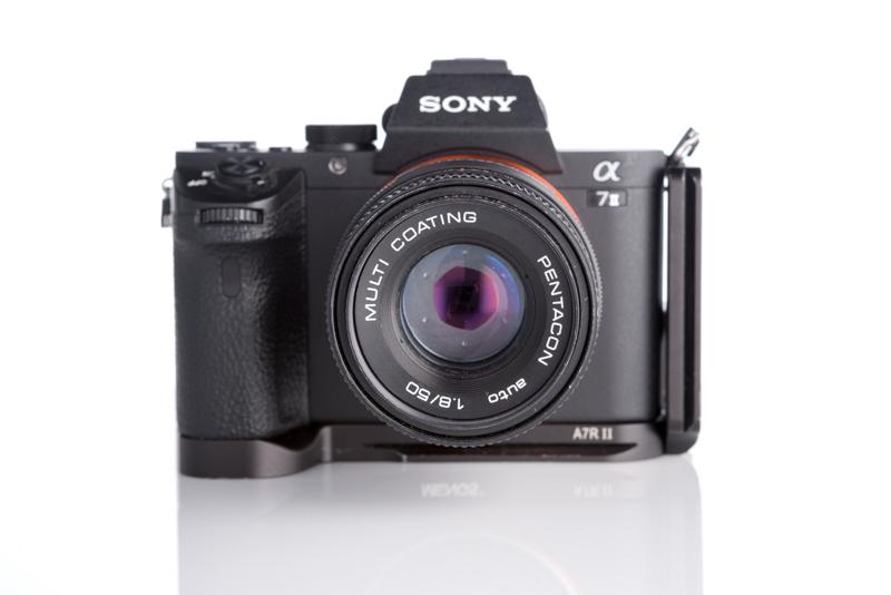 a7ii+Pentacon 50mm f/1.8
