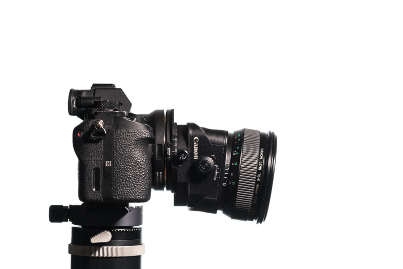42mp high res resolution canon tilt shift ts-e pc-e perspective control TS T/S sony adapter 45mm 2.8 f/2.8 45 review
