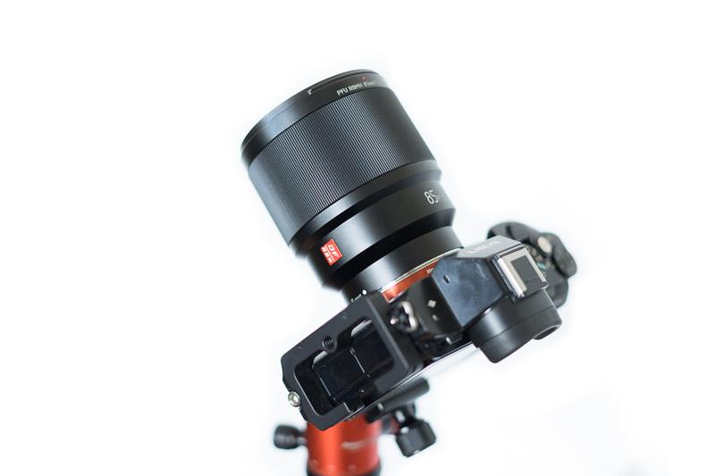 Viltrox PFU RBMH 85 mm f/1.8 STM AF