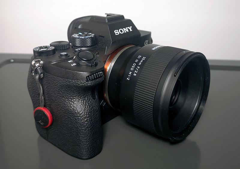 35mm f2 8 タムロン 525:『TAMRON 35