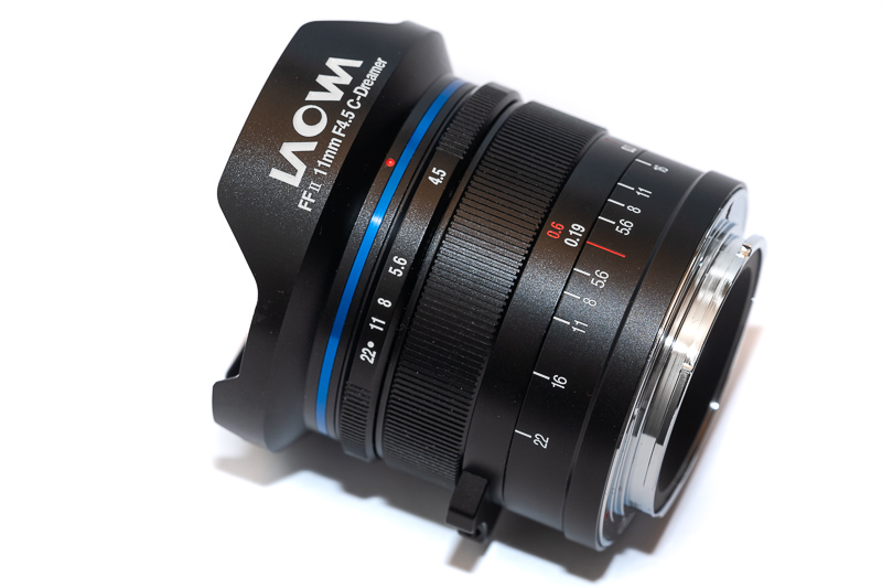 laowa 11mm 4.5 zero-d distortion zero ultra wide w-dreamer uwa hyper wide heliar 10mm distortion zero-d
