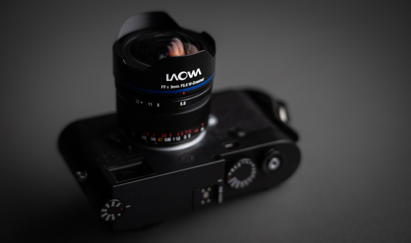 laowa 9mm 5.6 ultra wide w-dreamer uwa hyper wide heliar 10mm distortion zero-d