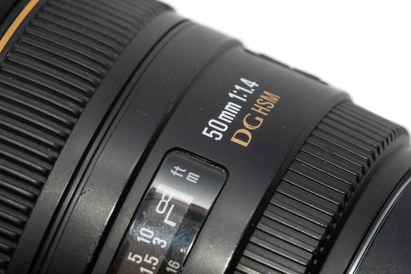 sigma 50mm 1.4 ex dh hsm sony a7riii a7riv sharpness bokeh resolution contrast review