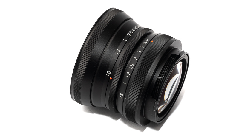ms-optics ms-optical ism sonnetar f/1.0 f/0.95 fast noctilux angenieux leica m10 24mp 42mp review sharpness bokeh vignetting